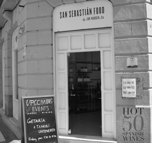 San Sebastián Food