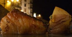 Bacalao a la Parrilla, Patata Asada de Alava