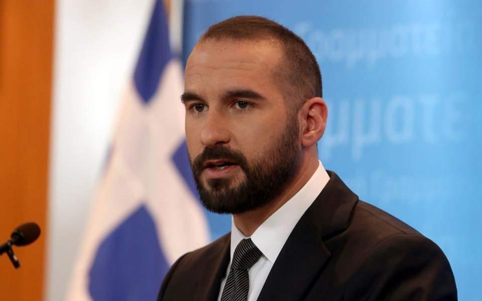 Δ. Τζανακόπουλος: Στις 7 Ιουλίου οι εθνικές εκλογές   ΠΟΛΙΤΙΚΗ