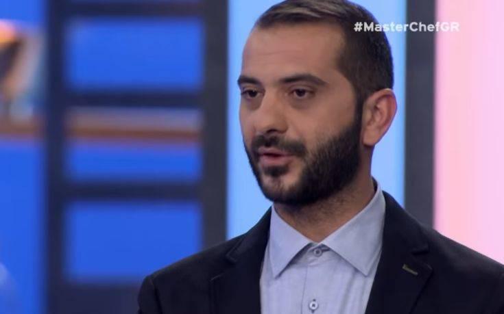 Συγκινημένος ο Λεωνίδας Κουτσόπουλος, «είναι ο μαγειρικός μου μπαμπάς» – Newsbeast