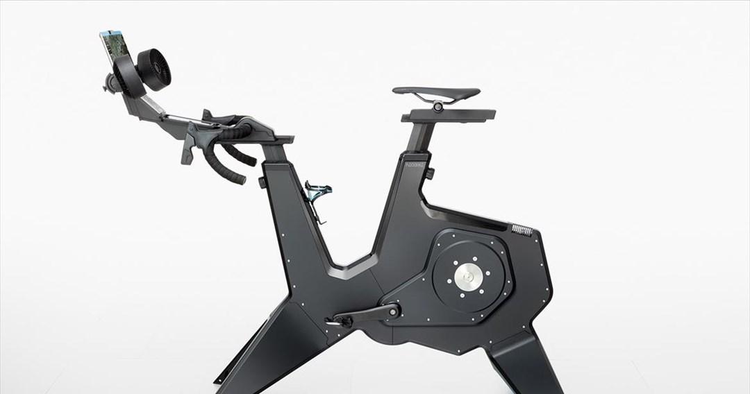 H Garmin παρουσιάζει ένα έξυπνο ποδήλατο γυμναστικής