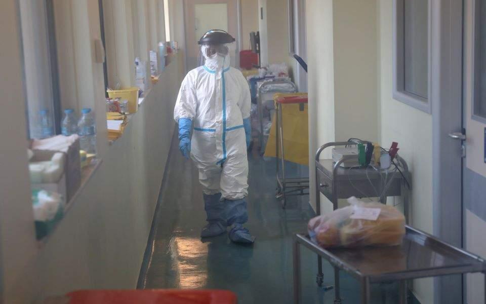 Στους 98 οι θάνατοι από κορωνοϊό στην Ελλάδα - Τριάντα τρία νέα κρούσματα   Ελλάδα