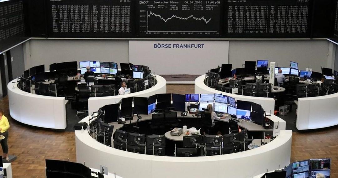 Δεύτερη διαδοχική μέρα θετικού επενδυτικού κλίματος στα ευρωπαϊκά χρηματιστήρια