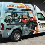 ccosc van - Custom Makeover for your Club Car Precedent