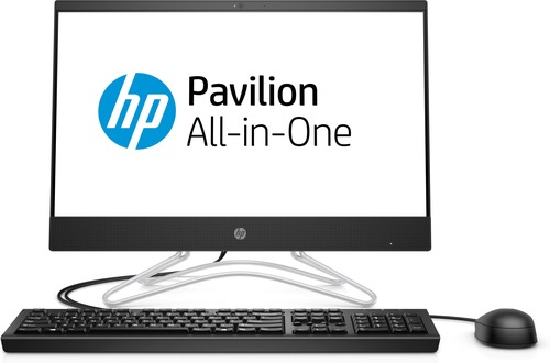 HP 200 G3 AiO Intel Core i3-8130U 4GB DDR4-2133 SODIMM (1x4GB) 1TB HDD 7200 SATA 21.5 FHD NON TOUCH WLED Webcam DVDRW Realtek RTL8821CE-CG 802.11a/b/g/n/ac (1x1) M.2 PCIe Win10 Pro 64bit 64bit 1.1.1 (No downgrade to Win 7 supported)