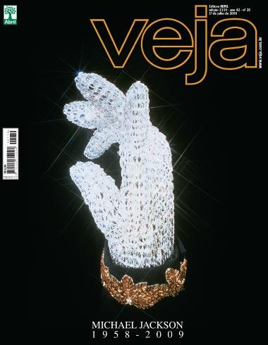 Capa da revista Veja que circulou em 27 de junho de 2009