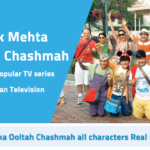 Taarak Mehta ka Ooltah Chashmah all characters Real name with Age