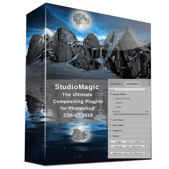 5 - Studiomagic Photoshop plug-in bundle free download