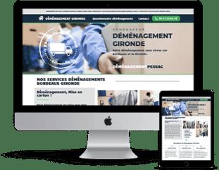 création site internet wordpress Bordeaux et référencement web