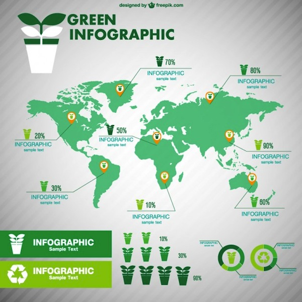 vector-eco-infographic