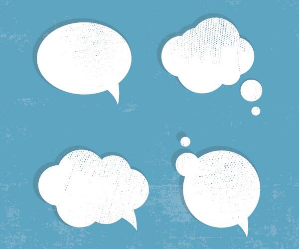 grunge-speech-bubbles