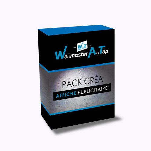 Pack Création Affiche Publicitaire