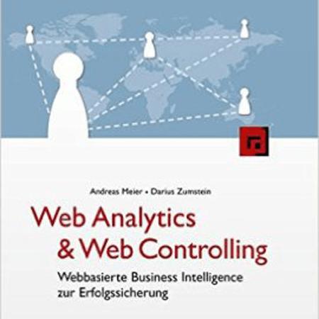 Web Analytics und Web Controlling Titel