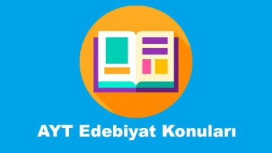 Photo of AYT Edebiyat Konuları ve Soru Dağılımları