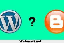 Photo of WordPress mi, Yoksa Blogger mı?