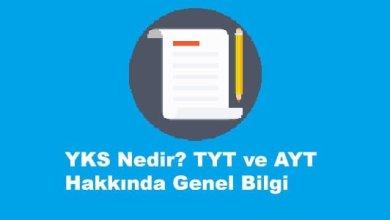 Photo of YKS Nedir? TYT ve AYT Hakkında Genel Bilgi