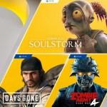 【2021年4月】今月のPSplusのフリプは「Days Gone」や「Oddworld: Soulstorm」ほか
