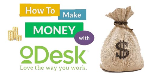 how to make money from oDesk in Bangladesh