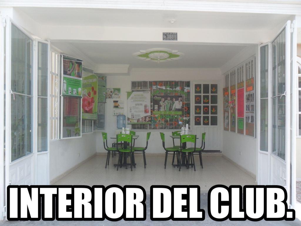 CLUB NUTRICIONAL