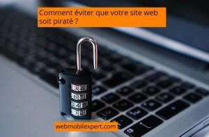 comment éviter que votre site web soit piraté