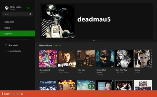 Xbox Music1