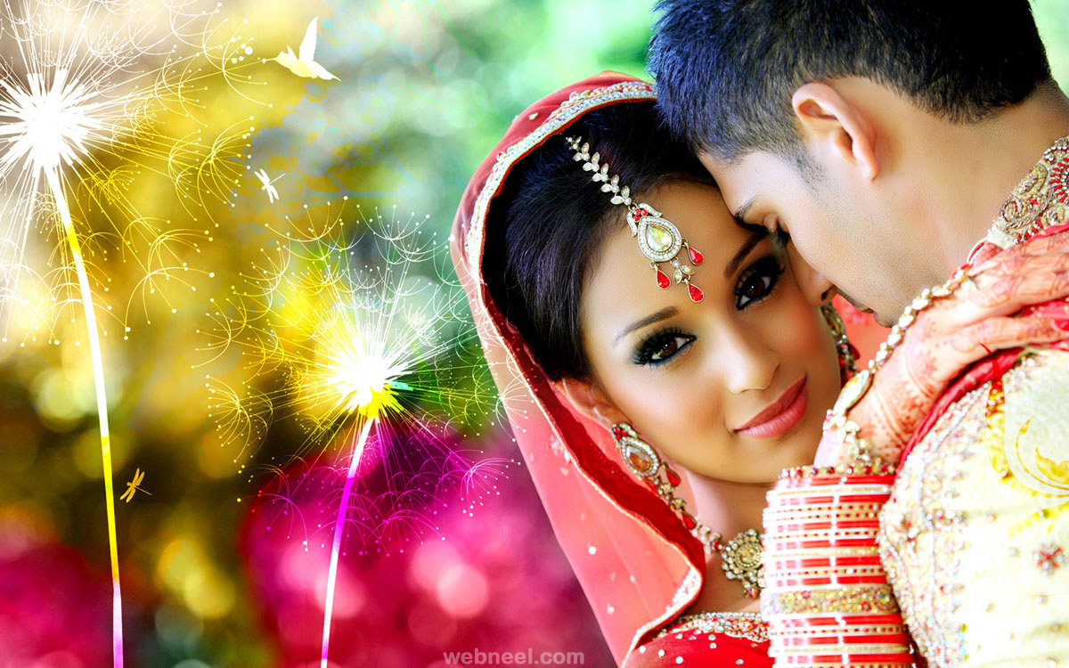 Cute Couple Hd Wallpapers With Quotes In Hindi 40 Most Beautiful Indian Wedding Photography Examples