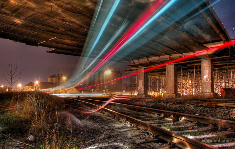 Motion Blur Speed Photography 2
