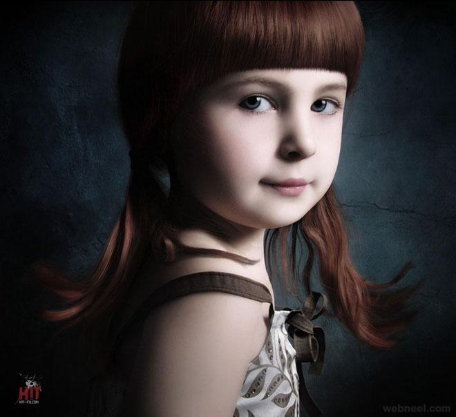 30 Beautiful 3d Girls Character Designs And Models