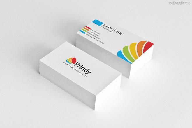 Corporate Business Card Design 7
