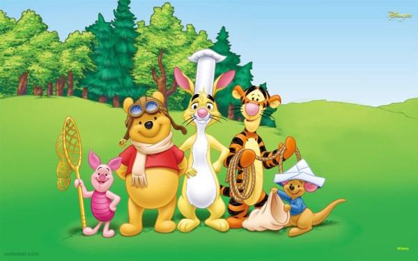 And Beautiful Disney Cartoon Characters