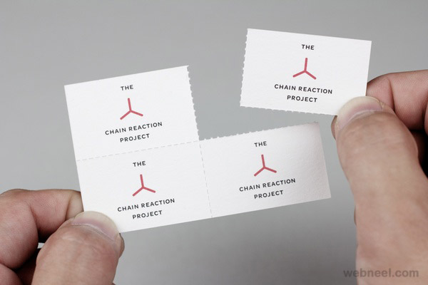 50 Unusual And Brilliant Business Card Designs And Ideas