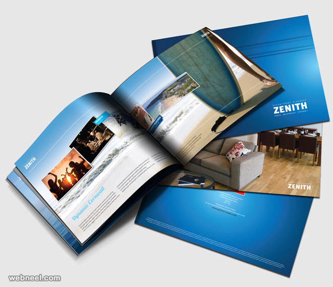 25 Creative Brochure Designs And Design Ideas For Your