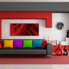 Ideas For Living Room Wall Colours Beatiful Rooms 50 Beautiful Painting And Designs Bedroom Red Paint