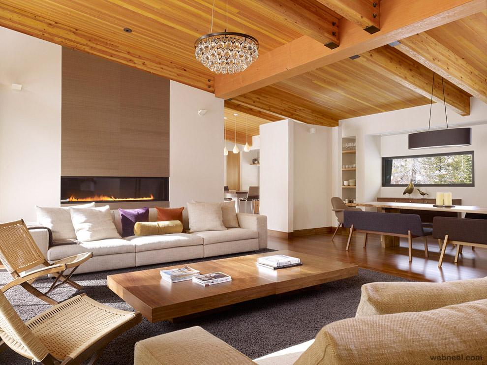 Modern Living Room Best Interior Design 22  Full Image
