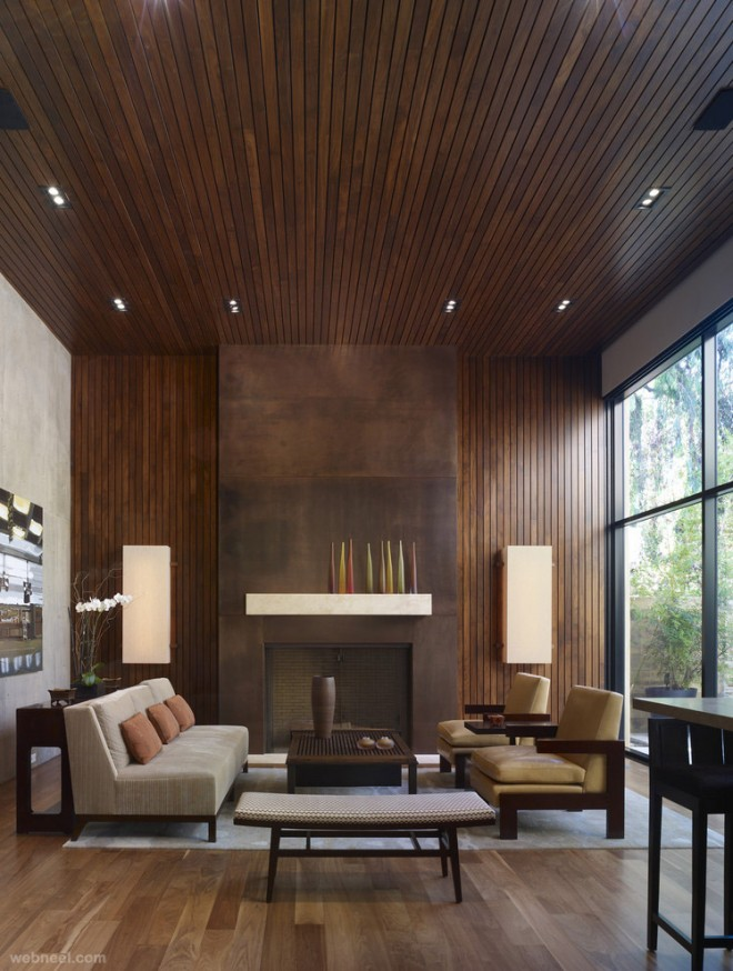 Modern Living Room Los Angeles Best Interior Design 9 Part 69