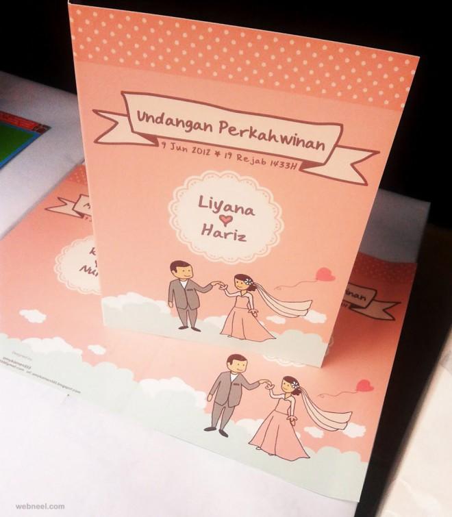 1 Indonesia Wedding Invitations Ideas 6