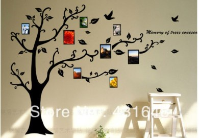 Painting Walls Ideas Wall Decals