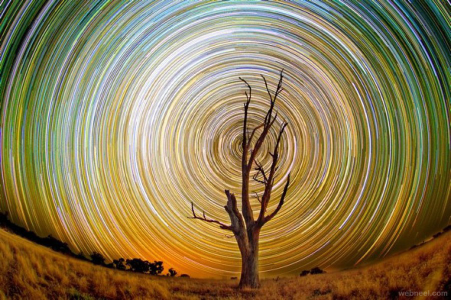 Time Lapse Photography Stars 13
