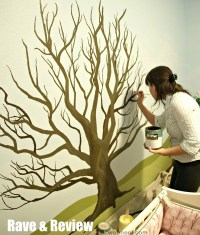 tree wall painting 27