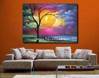 tree wall painting 28