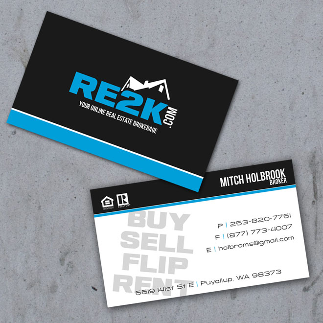 40 Creative Real Estate And Construction Business Cards