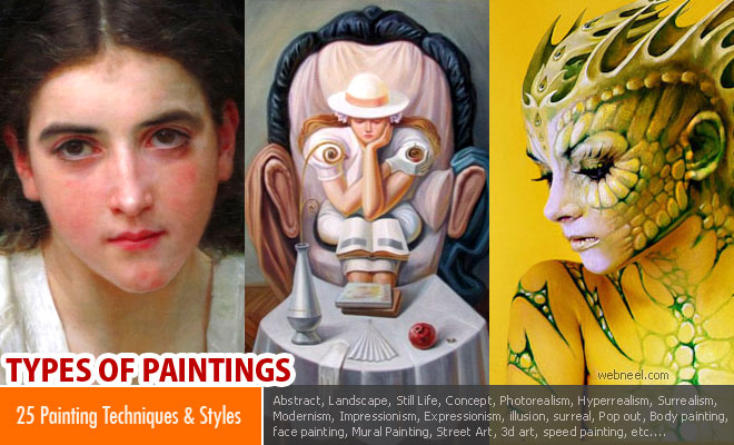 Names Famous Artists Clay