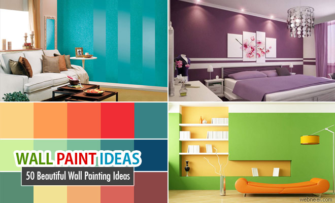 modern colors for living rooms design a room online free 50 beautiful wall painting ideas and designs bedroom