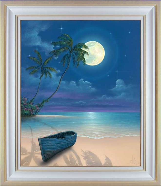 50 Beautiful Sunrise Sunset And Moon Paintings For Your
