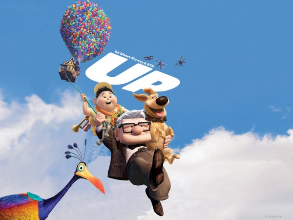 Up Movie Cartoon