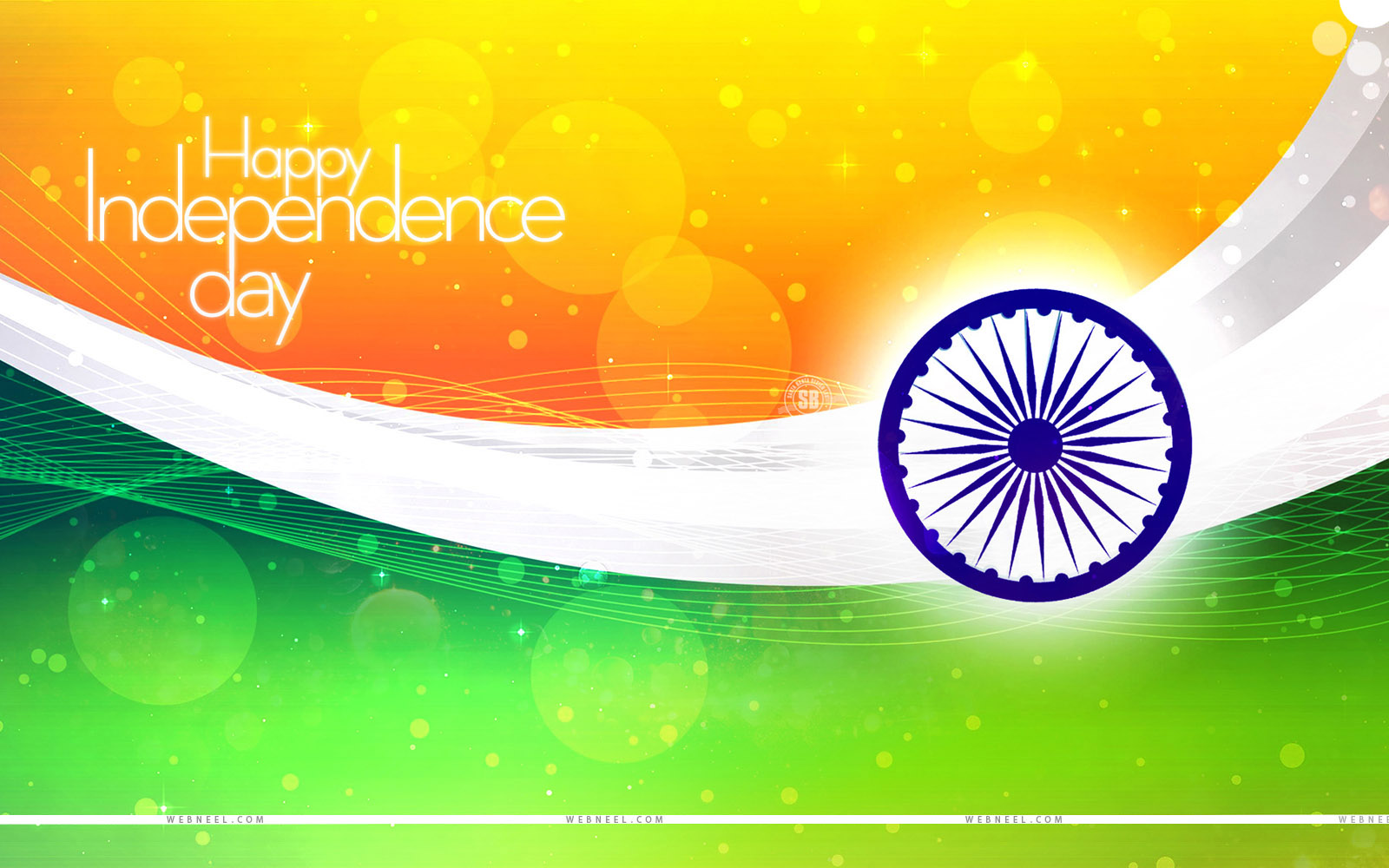 Image result for Independence day wishes with Indian Flag