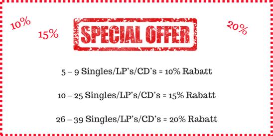 CDS und LPS online bestellen - Onlineshop für Oldies