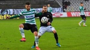 Черно море и Славия изравниха 1: 1 в мача на лигата на efbet