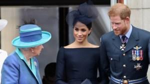 Принц Хари, Меган Маркъл, името на дъщеря им Лилибет Даяна и дали са попитали кралицата за него