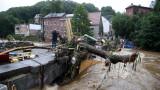 Повече от 100 души са загинали, а над 1000 са изчезнали в резултат на наводнения в Германия и Белгия.